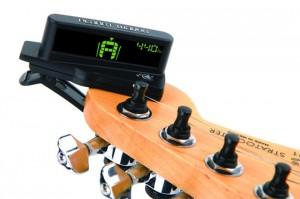 tuning gitar elektronik