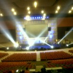 Stage Grand Hyatt