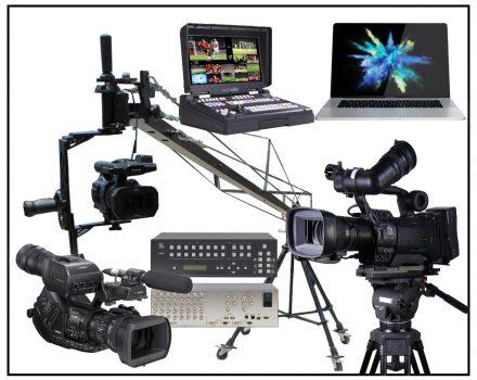 Paket Multicamera Profesional