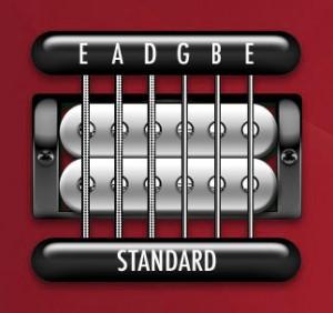 guitar-tuning-standar